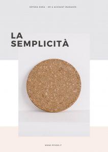 La semplicità - Sefora Rosa