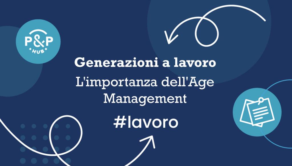 Generazioni a lavoro