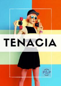 Visual Book - Tenacia