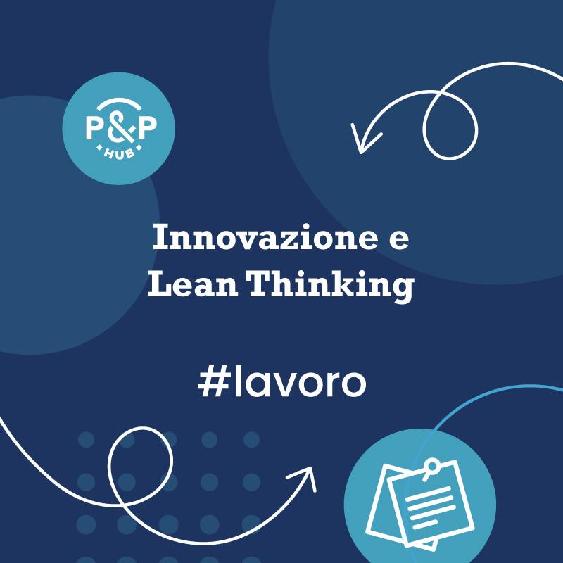 Innovazione e Lean Thinking