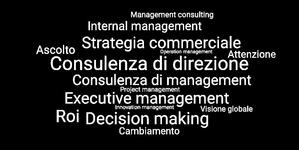 Consulenza Direzionale