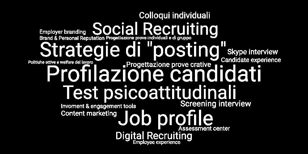Selezione e Recruitment