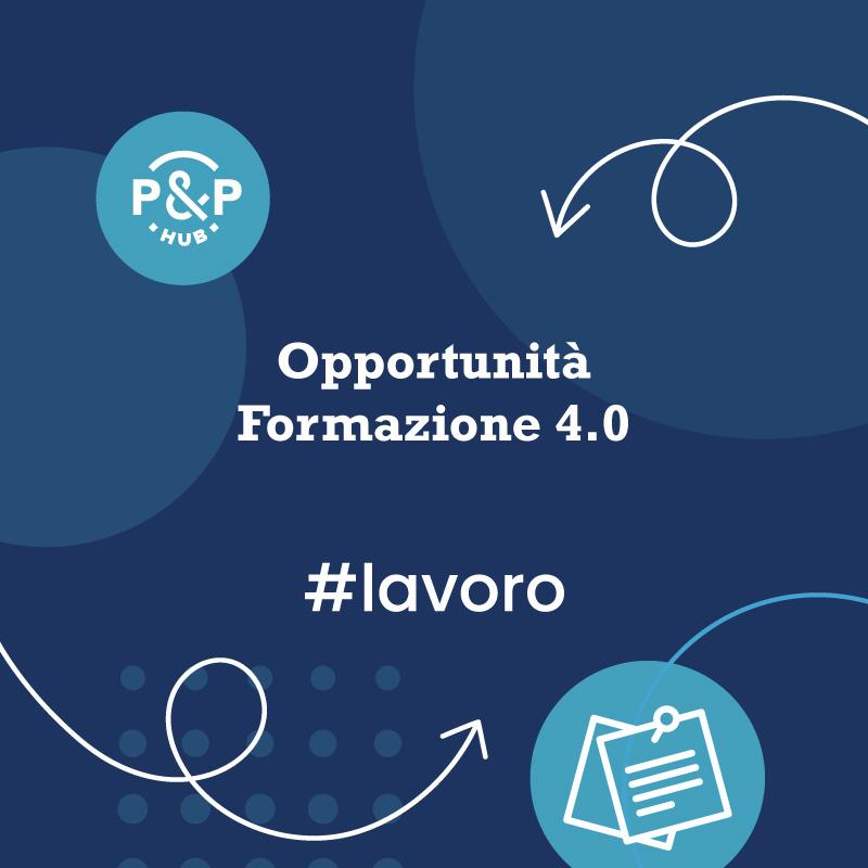 Opportunità Formazione 4.0