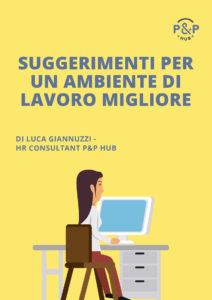 Ebook - suggerimenti per un ambiente di lavoro migliore