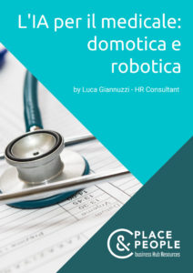 Ebook - L'IA per il medicale: domotica e robotica