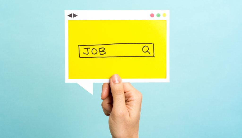 Ma tu come lo cerchi lavoro?